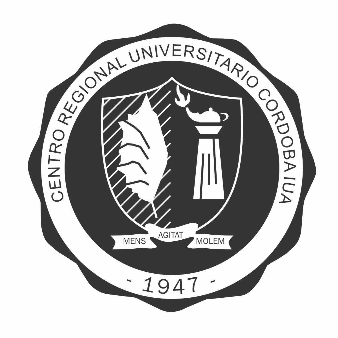 logo CRUCIUA_ByN