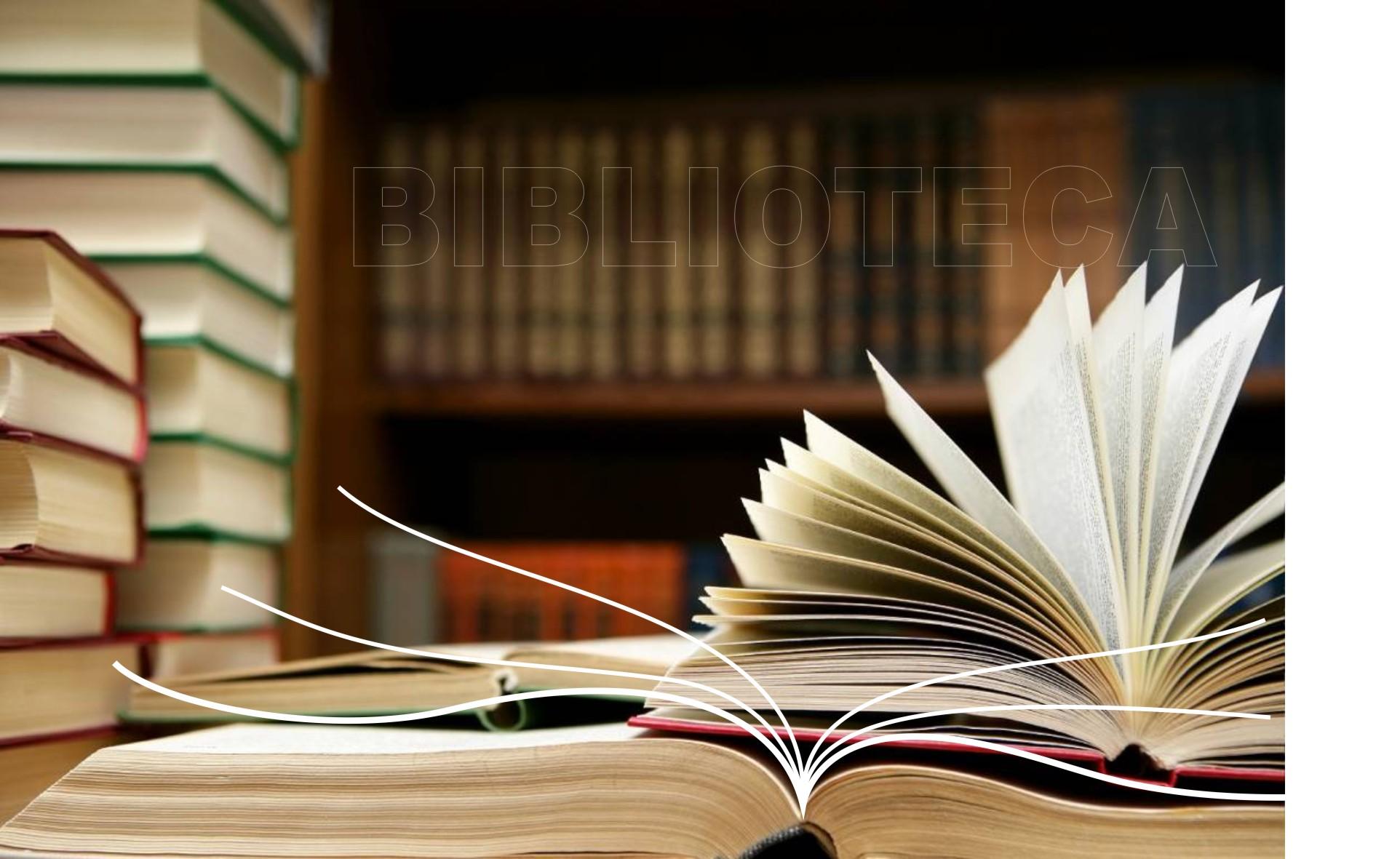 Foto ilustrativa biblioteca