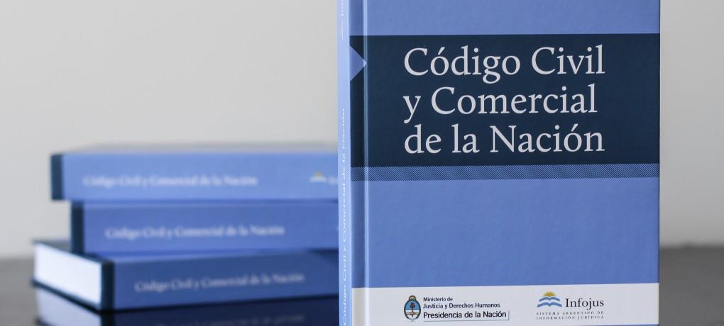 Seminario impacto del nuevo c digo civil y comercial for Codigo nuevo instagram
