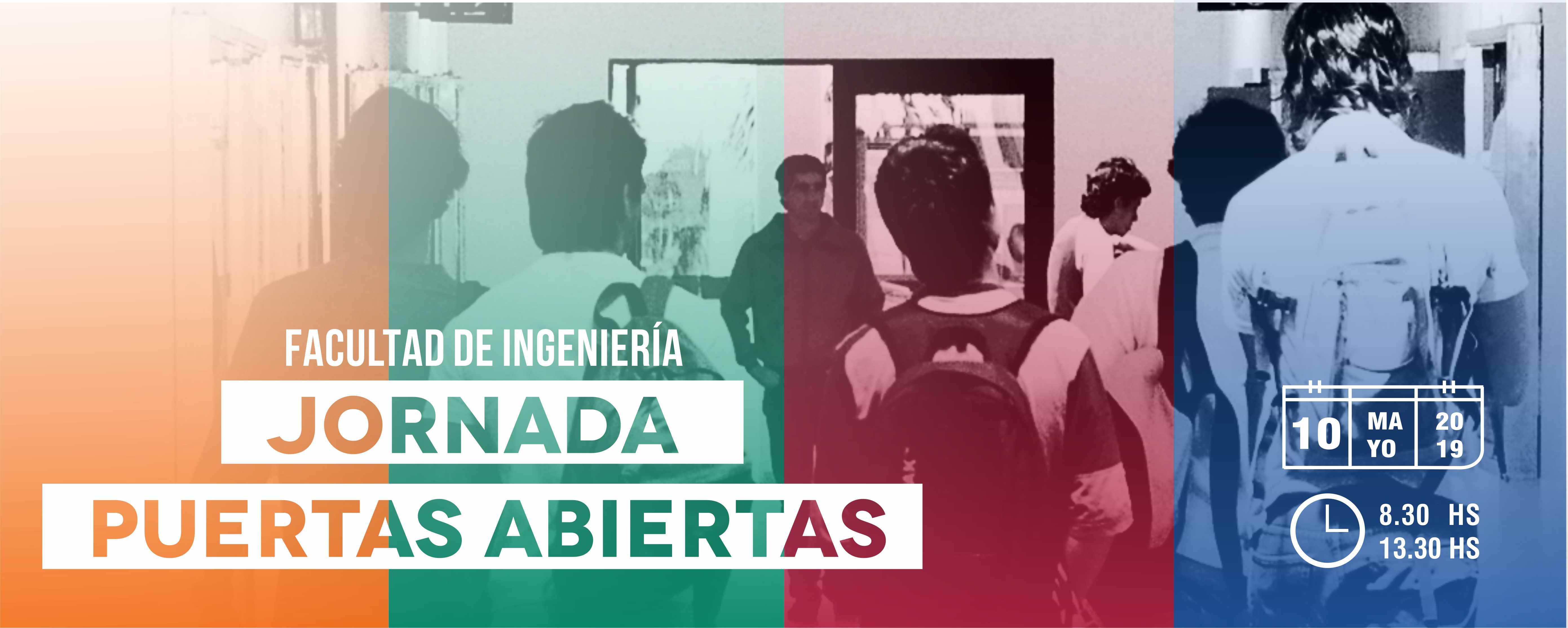 Jornada de Puertas Abiertas - Facultad de Ingeniería