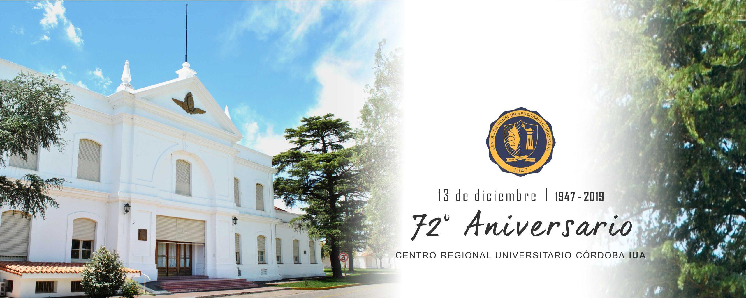 72º Aniversario IUA