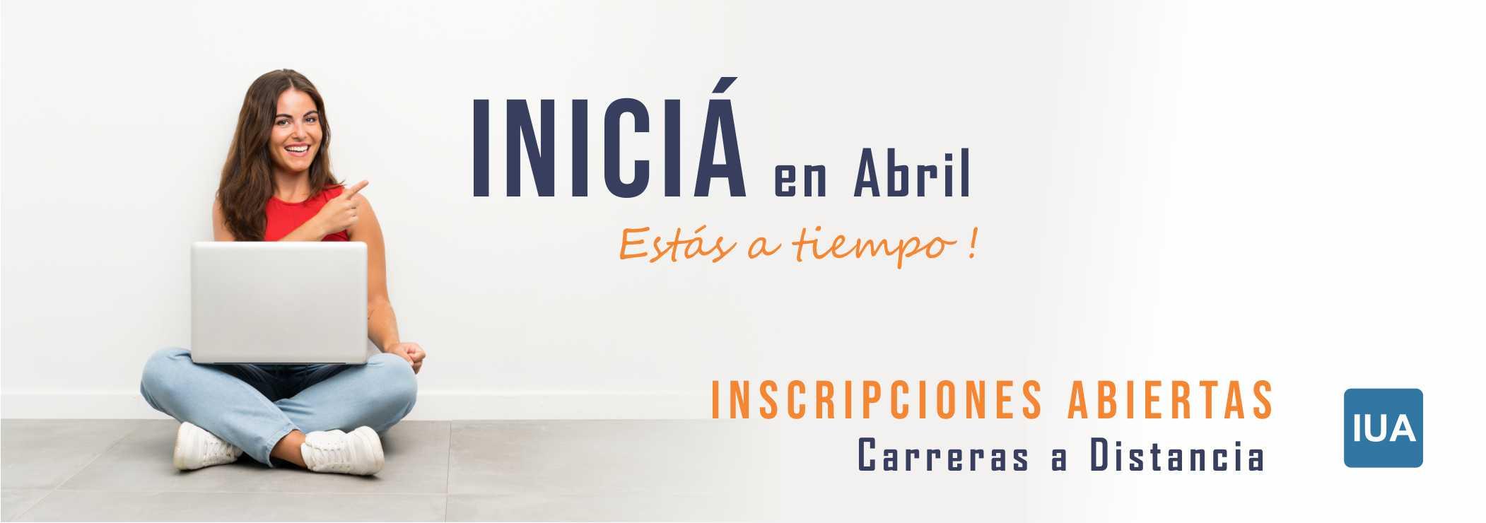 Inscripciones abiertas para Curso de Inducción en modalidad distancia – Inicio Abril 2020